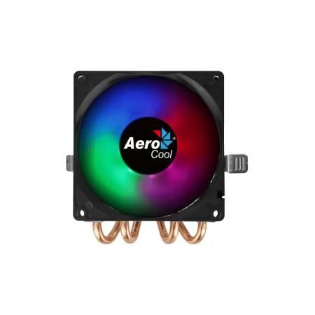fRGB охладител за Intel/AMD процесори Aerocool Air Frost 4