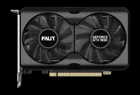 Видео карта Palit GTX1650 GAMING PRO 4G NE6165001BG1-166A