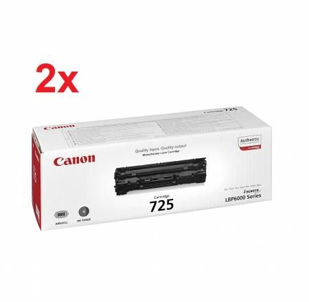Canon CRG-725 + Canon CRG-725