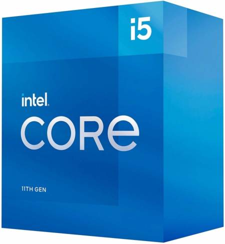 Intel CPU Desktop Core i5-11600KF (3.9GHz
