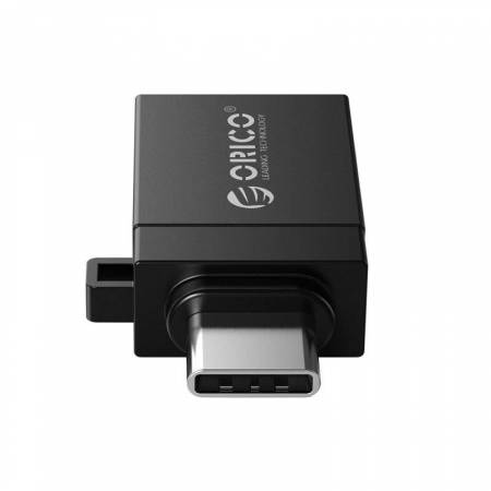 Преходник Orico CBT-UT01 USB 3.0 Type-C мъжко към Type-A женско