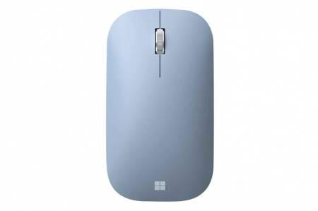 Microsoft Modern Mobile Mouse Pastel Blue