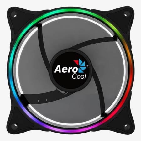 aRGB охладител за кутия Aerocool Eclipse 120мм ECLIPSE12-ARGB
