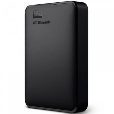 """Твърд диск външен WD Elements Portable 2.5"""" 4TB USB 3.0 WDBU6Y0040BBK-WESN"""