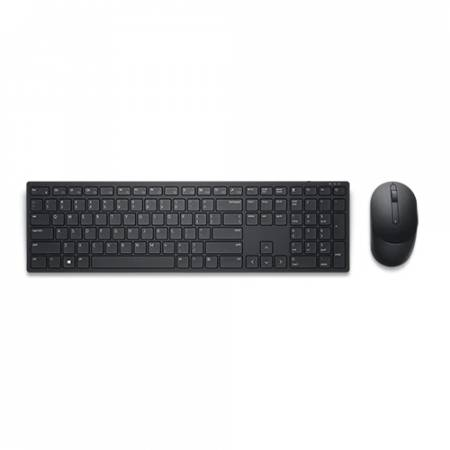 Dell Pro Wireless Keyboard and Mouse - KM5221W - Bulgarian
