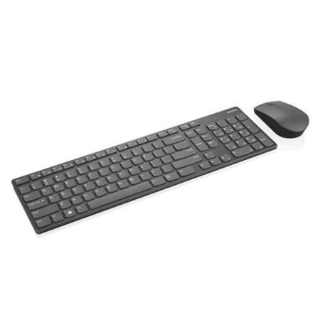 Lenovo Professional Ultraslim Wireless Combo Keyboard and Mouse- UK English