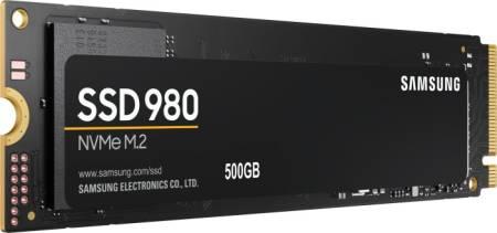 NVMe M.2 2280 SSD диск Samsung 980 500GB MZ-V8V500BW