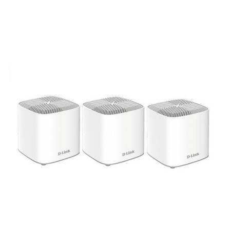 D-Link AX1800 Dual-Band Whole Home Mesh Wi-Fi 6 System (3-Pack)