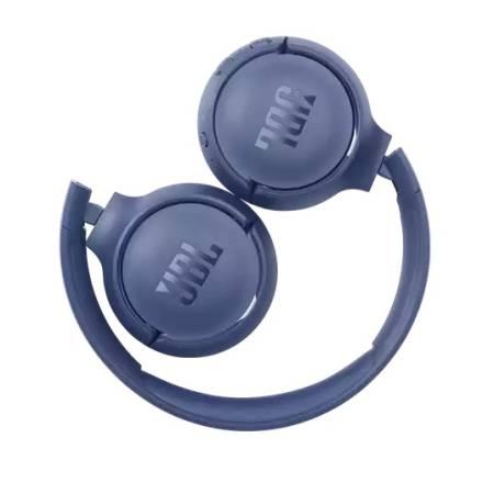 JBL T510BT BLU HEADPHONES