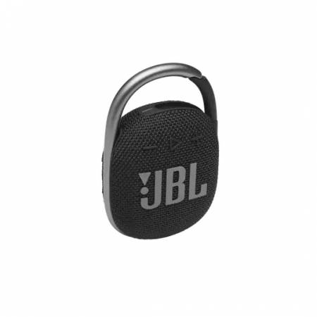 JBL CLIP 4 BLK Ultra-portable Waterproof Speaker