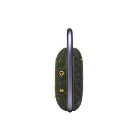 JBL CLIP 4 GRN Ultra-portable Waterproof Speaker