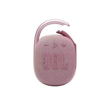 JBL CLIP 4 PINK Ultra-portable Waterproof Speaker