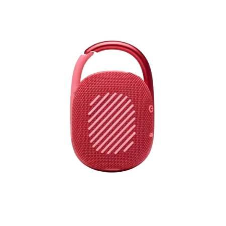 JBL CLIP 4 RED Ultra-portable Waterproof Speaker