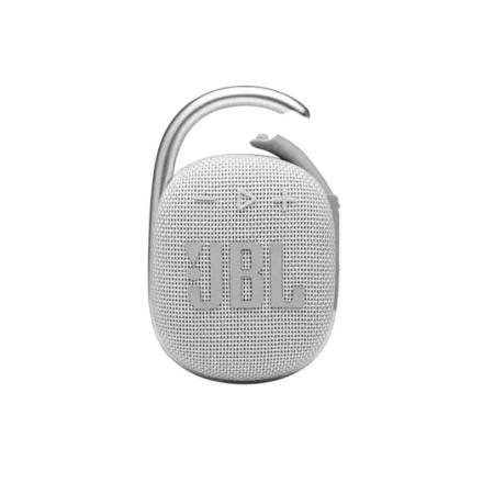 JBL CLIP 4 WHT Ultra-portable Waterproof Speaker