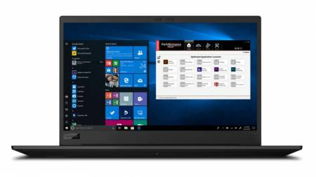 Lenovo ThinkPad P1 G3 Intel Core i7-10750H (2.6GHz up to 5GHz
