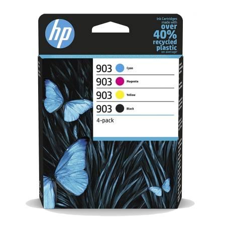HP 903 CMYK Original Ink Cartridge