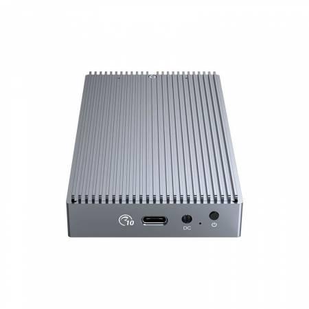 NVMe M.2 кутия за диск Orico M2NV01-C3 USB3.1 GEN2 Type-C dual slot