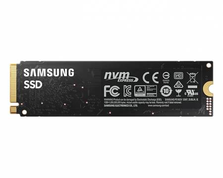 Samsung SSD 980 500GB PCIe 3.0 NVMe 1.4 M.2 V-NAND 3-bit MLC