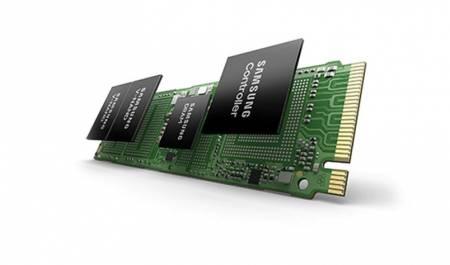 Samsung Client PM991 512GB TLC V5 Pablo m.2 PCI-E 3.0 x 4 Read 2200 MB/s