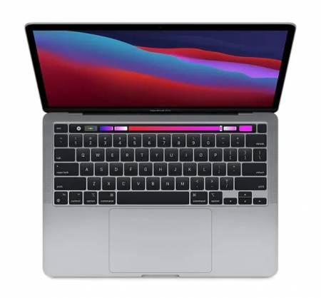 Apple MacBook Pro 13.3 SPG/8C CPU/8C GPU/8GB/512GB-ZEE - Space Grey BUL KB