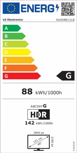 LG OLED48C11LB