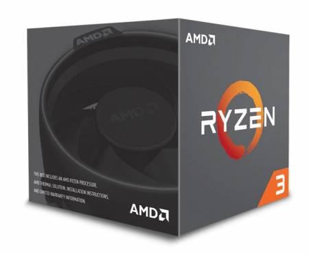 AMD Ryzen 3 1200 (3.1/3.4GHz Boost