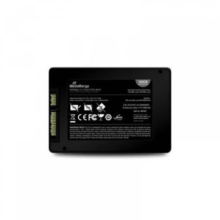"SSD диск Media Range 2.5"" 120GB SATA 6 Gb/s SSDMEDIARANGEMR1001"