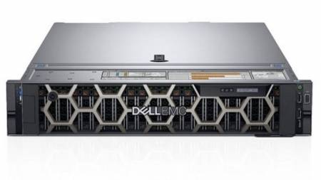 "Dell EMC PowerEdge R740xd/Chassis 12 x 3.5"" + 6 x 3.5""/Xeon Silver 4208/1x600GB + 1x600GB/Rails/Bezel/Broadcom 5720 QP 1Gb/PERC H730P/iDRAC9 Ent/Redundant 750w/3Y ProSpt"
