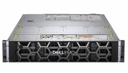 "Dell EMC PowerEdge R740xd2/Chassis 24 x 3.5"" Hotplug + 2 x 2.5"" Flexbay/Intel Xeon Silver 4210 (13"