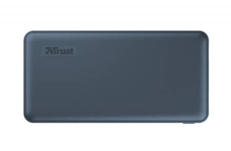 TRUST Primo Fast Powerbank 15000 mAh Blue