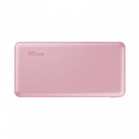 TRUST Primo Fast Powerbank 15000 mAh Pink