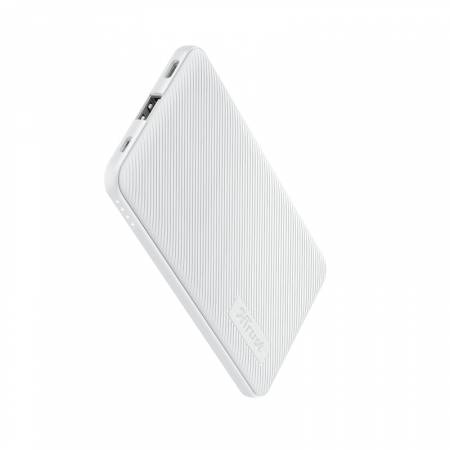 TRUST Primo Fast Ultra-thin Powerbank 5000 mAh White