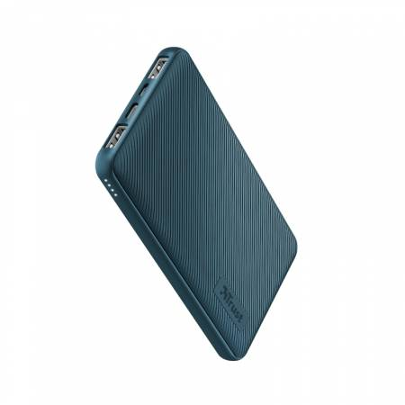 TRUST Primo Fast Ultra-thin Powerbank 10000 mAh Blue