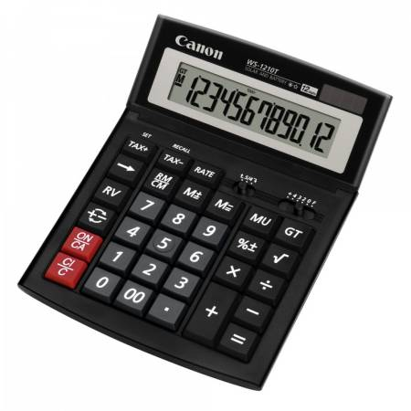 Canon WS-1210T Desktop Calculator