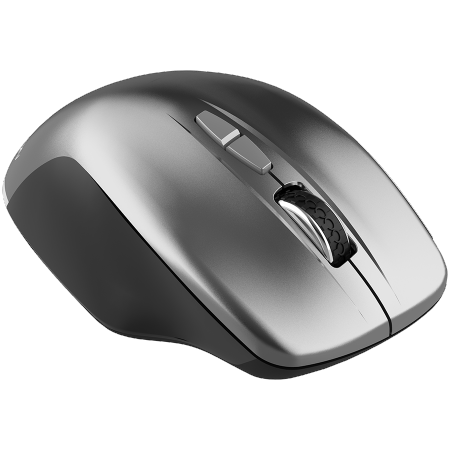 Безжична мишка Canyon 2.4 GHz dark grey CNS-CMSW21DG