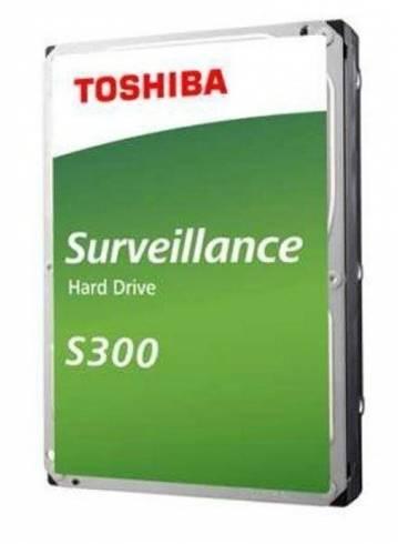 Toshiba S300 Surveillance Hard Drive 4TB 5400 rpm 128MB