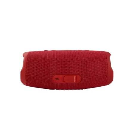 JBL CHARGE 5 RED Bluetooth Portable Waterproof Speaker with Powerbank