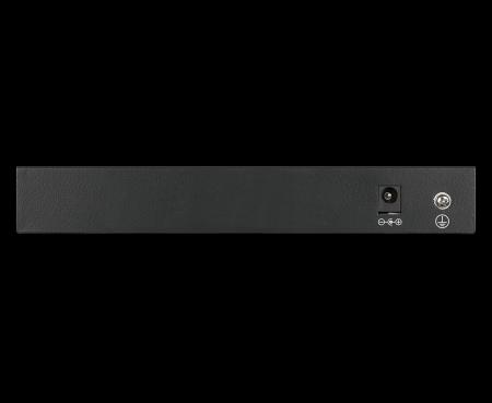 9-портов 10/100М PoE Unmanaged Surveillance комутатор D-Link DSS-100E-9P