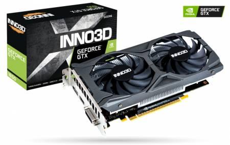 Inno3D GeForce GTX 1650 Twin X2 OC V2 GDDR6