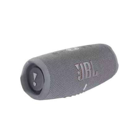 JBL CHARGE 5 GRY Bluetooth Portable Waterproof Speaker with Powerbank