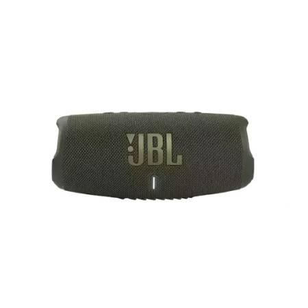 JBL CHARGE 5 GRN Bluetooth Portable Waterproof Speaker with Powerbank