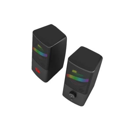 RGB LED стерео колонки Redragon Air GS530-BK
