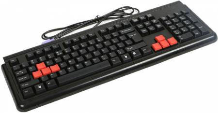 Клавиатура A4 Tech X7 G300 Can-Be-Washed Gaming