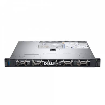Dell EMC PowerEdge R340/Chassis 4 x 3.5 HotPlug/Intel Xeon E-2234/16GB/1x1TB/PERC H330/Redundant PS 350W/iDRAC9 Basic/Rails/Bezel/3Y Basic Onsite