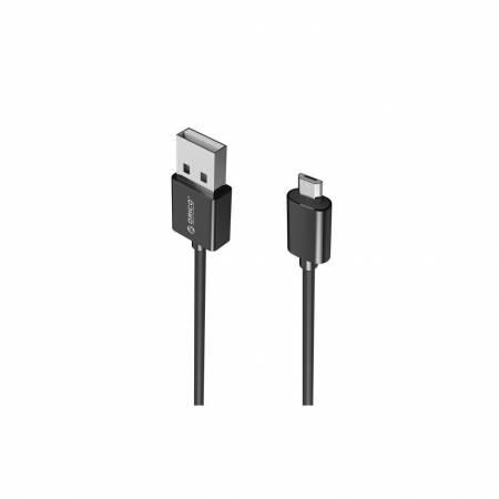 USB кабел Orico ADC-10 Pro ADC-10-V2-BK-PRO-BP 1m към microUSB