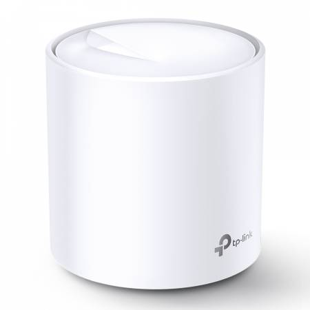 Безжична Wi-fi 6 Mesh система TP-Link Deco X60(1-pack) AX3000