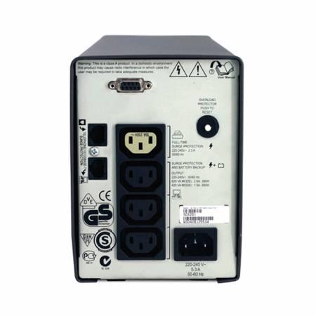 APC Smart-UPS SC 620VA 230V + APC Essential SurgeArrest 6 outlets 230V Germany