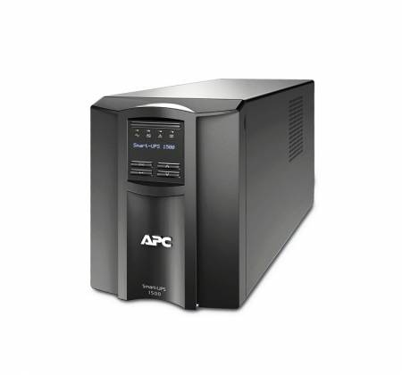 APC Smart-UPS 1500VA LCD 230V with SmartConnect + APC Essential SurgeArrest 5 oulets 230V Germany