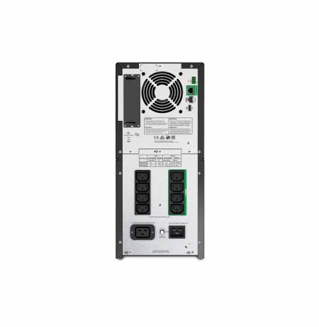APC Smart-UPS 2200VA LCD 230V with SmartConnect + APC Essential SurgeArrest 6 outlets with 5V
