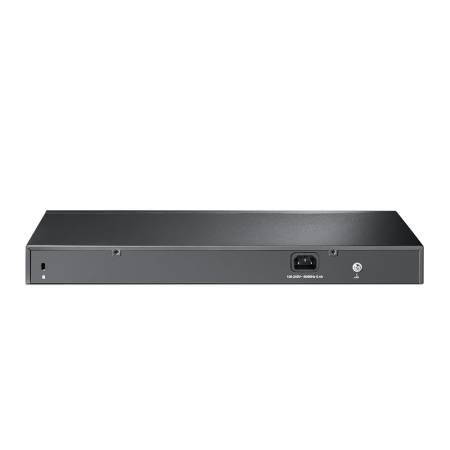 16-портов гигабитен управляем комутатор TP-Link JetStream TL-SG2218 с 2 SFP слота